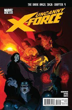 Uncanny X-Force (Volume) - Comic Vine