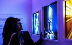 Sony Holds World's First Real-Time Digital Photography Exhibition - DesignTAXI.com