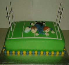 Image result for rugby scrum cake