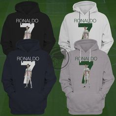 Portgual Hoodie - CR7 Soccer Sweatshirt  Custom Apparel Football, futbol, soccer, madrid, la liga, Cristiano Ronaldo Clothing by Graphics17 on Etsy