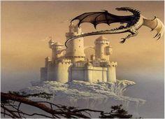 Creative Digital Dragon Art