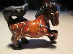 Hey, I found this really awesome Etsy listing at https://www.etsy.com/listing/79240752/pony-hand-carved-hand-painted-hand