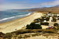 12 Super-Cool Camp Sites For An Unforgettable Weekend Away #refinery29 http://www.refinery29.com/31045#slide-1 Jalama We're hesitant to give this secret up, but Jalama is the number one spot in all of Cali, when it comes to camping. Think beachside (contained) bonfires at least 10 miles off any main road, and no cell reception (hallelujah!) for at least 15 minutes from your tent. Located near Vandenberg Air Force Base, all of the in-the-know surfers hit the shore when there's swell, and the…
