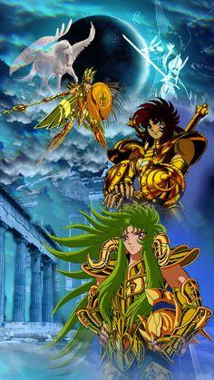 Hades, Fnaf, Japanese Art, Virgo, Manga Anime, Nostalgia, Saints, Geek Stuff, Comics