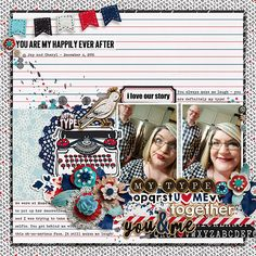 My Type Page Kit by ForeverJoy Designs http://the-lilypad.com/store/MY-TYPE-PAGE-KIT.html Font is Bohemian Typewriter  Watch me scrap this layout: https://youtu.be/tiXgeYOtgFY