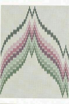 Image result for bargello needlepoint chart