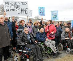 Lannion. Un chantier à l'arrêt pénalise le logement de jeunes handicapés