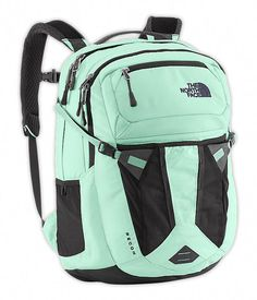 Wholesale store The North Face Recon Backpack Sale Surf Green/Asphalt Grey - Womens - Long North Face Winter Coat, fast shipping to worldwide North Face Bag, North Face Women, North Face Backpack, The North Face, North Faces, Rucksack Bag, Laptop Backpack, Backpack Bags, Adidas Backpack