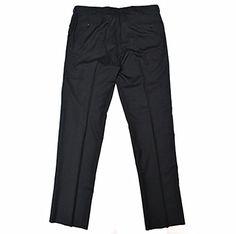 Hart Schaffner Marx Mens Charcoal Grey Chicago Wool Double Pleat Dress Pants (36) Mens Dress Pants, Men Dress, Charcoal, Chicago, Pajama Pants, Pajamas, Suits, Wool, Grey