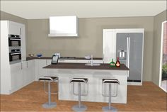 Keuken Moderne Klein : Best eiland keukens images
