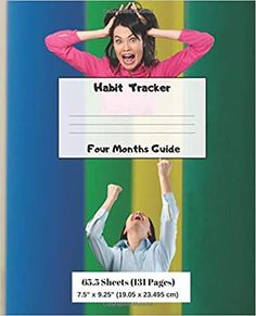 Habit Tracker: four months guide. Track your habits: Ricky Lee: 9781692745059: Amazon.com: Books