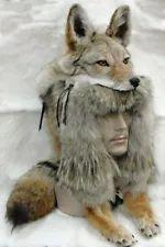 mountain man hat | eBay Gorillaz Demon Days, Bernat Softee Chunky, Alpaca Blanket, Napoleon Dynamite, Coyote Hunting, Super Bulky Yarn, Thing 1, Mountain Man, Hats For Men