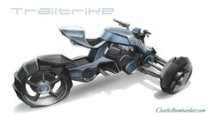 Hallelujah, May Off-Road Trikes Become Real! - autoevolution