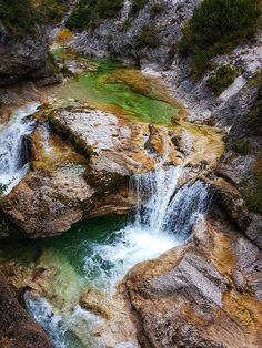 Geheimtipp in Niederösterreich zum Grand Canyon von Österreich! Natur PUR!