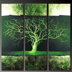 Tree, life of the earth - Direct Art Australia,  Price: $361.00,  Shipping: Free Shipping,  Size of Parts: 30cm x 80cm x 3 panels,  Total Size (W x H): 90cm x 80cm,  Delivery: 14 - 21 Days,  Framing: Framed & Ready to  Hang! http://www.directartaustralia.com.au/