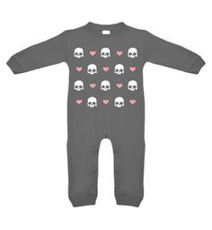 facc629cc 14 Best Skull Baby Clothes images
