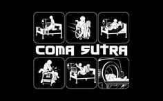 COMA SUTRA T-SHIRT, tshirthell.com
