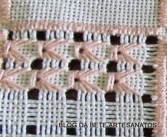 Bordado Desfiadinho-Amostra Mais Hand Embroidery Flowers, Hardanger Embroidery, Types Of Embroidery, Ribbon Embroidery, Cross Stitch Embroidery, Willow Weaving, Drawn Thread, Stitch Book, Creative Embroidery