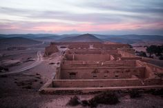 Fort Bou Jerif - The end of French colonialism? #Morocco #cycletouring #travel #adventure