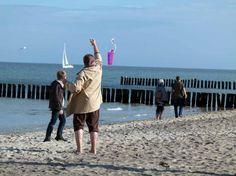 Malen am Ostseestrand | Bilder, Aquarelle vom Meer & mehr - von Frank Koebsch