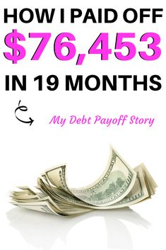 Heres what I did to finally pay off my student loans and become debt free My debt payoff story How I paid off 76453 in 19 months Now I can finally have debt relief Mortgage Repayment Calculator, Debt Repayment, Loan Consolidation, Debt Payoff, Mortgage Humor, Mortgage Tips, Mortgage Quotes, Dave Ramsey, Wells