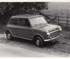 Morris Mini 1000 Mk II - 1968 Classic Mini, Classic Cars, Model, Vintage Classic Cars, Scale Model, Models, Template, Classic Trucks