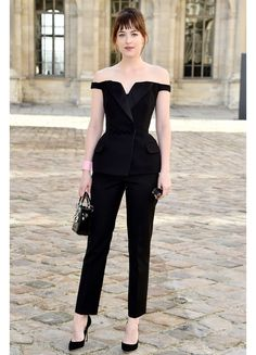 After taking on the role of Anastasia Steele in the scandalous Fifty Shades of Gray, the daughter of Melanie Griffith and Don Johnson, and grand-daughter of Hitchcock muse Tippi Hedren, Dakota Johnson has  shown off her slender silhouette and baby-doll face on countless red carpets. As she prepares to release her latest film, Fifty Shades Darker, we