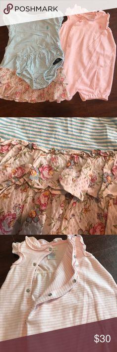 Ralph Lauren 9m bundle Ralph Lauren 9m bundle Ralph Lauren Dresses