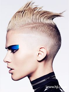 2014 Strong fade with texted top - Hairstyle Gallery