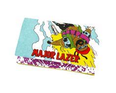 Get Free Rolling Papers | Major Lazer | Online Store & Merchandise