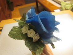 Classic Large OpenFaced Rose Corsage by SourAppleProductions, $12.99