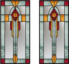 Cabinet Glass Inserts and Stained Glass Panels Antique Stained Glass Windows, Stained Glass Door, Stained Glass Designs, Stained Glass Panels, Stained Glass Projects, Stained Glass Patterns, Sea Glass Art, Mosaic Glass, Glass Beach