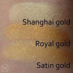 Тени JP Shanghai Gold / Шанхайский Золотой