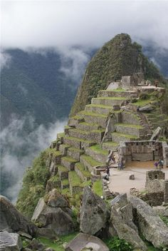 Machu Picchu, Peru.  I've studied Peruvian history and culture and have always wanted to go.