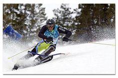 スキー/アルペン 男子回転 木村公宣選手 写真提供:アフロ・フォト・エージェンシー(JOCオフィシャルフォトエージェンシー) ALL SPORT(SOCOG・IOCオフィシャルフォトエージェンシー)