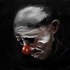 Clown ? by janbrutal on DeviantArt
