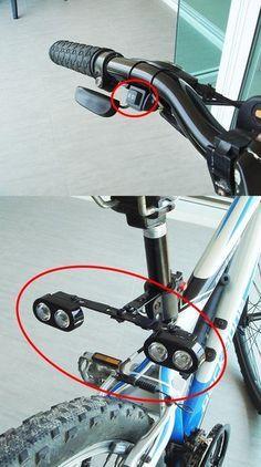 DIY Long Battery Life Bicycle Indicators DIY Long Battery Life Bicycle Indicators: 5 Steps (with Pictures) Bmx, Pimp Your Bike, Push Bikes, Bicycle Maintenance, Bike Parts, Bicycle Accessories, Bicycle Design, Tricycle, Bike Life