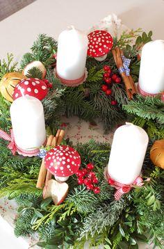 10 Ideas de decoración navideña con niños en casa - DecoPeques