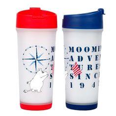 Moomin thermos mug Sea - The Official Moomin Shop