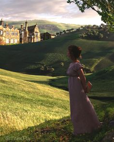 Gazing upon Pemberley...