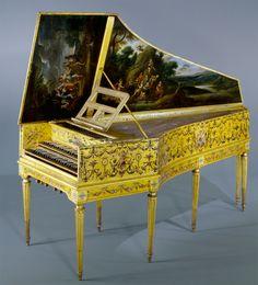 Harpsichord by Andreas II Ruckers [1646]