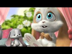 Snuggelina - Kiss Me, Hold Me, Love Me (English) - Rabbit Videos I Love My Hubby, My Love, Gif Bonito, Rabbit Gif, Bunny Party, All About Music, Kids Videos, Easter Videos, Song Playlist
