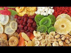 El Arte de secar fruta para comerla durante el año - YouTube