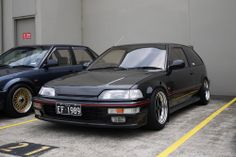 Not a Honda guy but this is respectable...1989 EF Honda Civic
