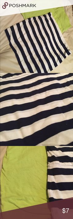 Cotton skirt bundle! Cotton skirt bundle! Some polling on the green one. Navy blue and white strip in great condition! Make an offer! Wet Seal Skirts Mini