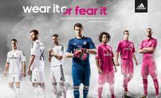 Real Madrid 2014-15 adidas