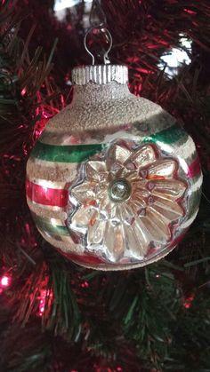 Antique Spotlight: Vintage Christmas Ornaments