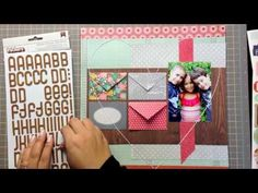Scrap Your Stash with Nancy Damiano: Pockets and Stitching (Two Peas in a Bucket)