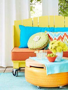 1000 images about bhg 39 s best garden ideas on pinterest - Garden furniture ideas fun good taste ...