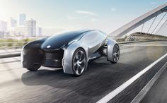 More and more people are predicted to move to large cities in the future. Limited parking spots coupled with congestion will make owning and driving your own car a hassle. The automakers realize this and seem to have reached a consensus on the solution: self-driving city cars that run around town offering rides. Jaguar is the latest automaker to reveal its…